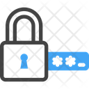 Password Security Lock Secure Icon