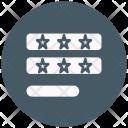 Password Strength Checke Icon