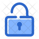 Password Unlock Protection Security Icon