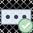 9 An Password Validation Icon