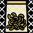 Pasta Macaroni Cooking Icon