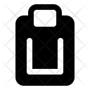 Paste Clipboard Document Icon