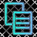 Paste Interface Ui Icon