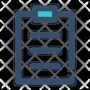 Paste Clipboard Ui Icon