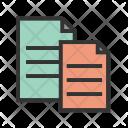 Paste File Paper Icon