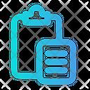 Paste Copy File Icon