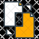 Copy Paste Document Icon