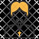 Pastor Jesus Father Icon