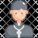Pastor Christian Religious Icon
