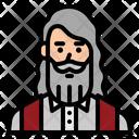 Pastor Priest Christian Icon