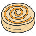 Cake Slice Brownie Cake Piece Icon