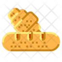 Pastry Food Sweet Icon