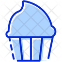 Pastry Cupcake Cake Icon