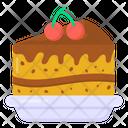 Cake Cream Cake Birthday Cake Icon