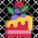 Pastry Dessert Sweet Icon