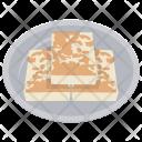 Pastry Cake Bakery Icon