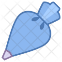 Pastry Bag Icon