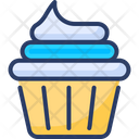 Pastry Bakery Baking Pie Icon