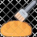 Pastry brush Icon