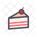 Pastry Cake Pastry Cake Icon