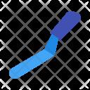 Pastry spatula Icon