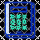 Pasword Keypad Icon