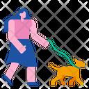 Pat Lead Dog Pet Icon