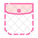 Patch Pocket Icon