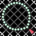 Paternoster Beads Prayer Icon