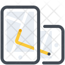 Direction Path Taxi Icon
