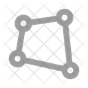 Path Point Vector Icon