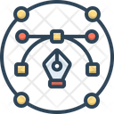Path Anchor Point Tool Icon