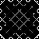 Path Resize Transform Icon