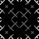 Path Edit Stroke Icon