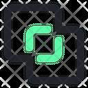 Pathfinder Vector Illustration Icon