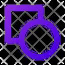 Pathfinder Front Minus Icon
