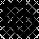 Pathfinder Shape Exclude Pathfinder Shape Icon