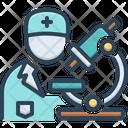 Pathologist Icon