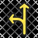 Paths Arrow Icon