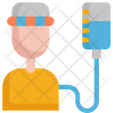 Patient Cancer Virus Icon