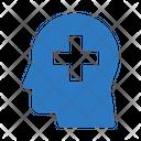 Patient Medical Head Icon