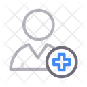 Patient Medical Avatar Icon