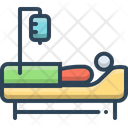 Patient Injured Treatment Icon