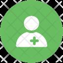 Patient Avatar Face Icon