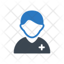 Patient Avatar Medical Icon