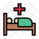 Hospital Patient Clinic Icon