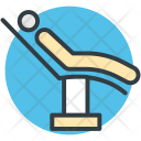 Patient Checkup Dental Icon