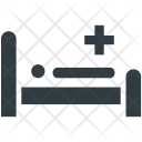 Patient Bed Hospital Icon