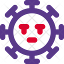 Patient Coronavirus Emoji Coronavirus Icon