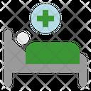Patient Ipd Sick Icon